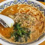 中国ラーメン 揚州商人 - 坦々麺