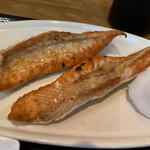 味鮮まえかわ - 紅鮭ハラスアップ