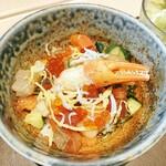 TSUBAKI食堂 - 海宝丼
