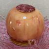 ルーテシア - 料理写真:桃のコンポートタルト