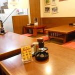 居酒屋 舟形や - 座敷とテーブル 和風居酒屋