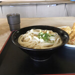うどん石川 - 料理写真:かけうどん