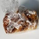 みつわベーカリー - メイプルナッツ。