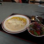 レストラン アカショウビン - ルミカレー 895円