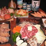 オホーツク美幌食堂 - ジンギスカン&ホタテが入った宴会コース!地酒とともにお楽しみください!