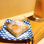 横浜 三河屋 - チーズケーキ