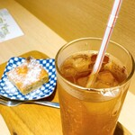 横浜 三河屋 - ほうじ茶