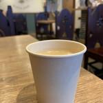 アルペンジロー - ★こちらはホットコーヒー
