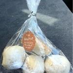 15590165 - ボールクッキー・210円(本当は5つ入り。一つ食べてしまいました)