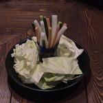 立川串揚げ えん - 料理一例