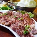 もとやま焼肉店 - 料理写真: