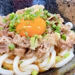 ごはん亭 - 暑い夏にこそ食べたいぶっかけ肉うどん!(夏季限定)