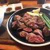 ステーキ食堂 肉の番人 - 料理写真:番人ステーキ定食 1980円