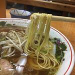千成餅食堂 - 京都のスタンダードストレート麺