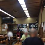 千成餅食堂 - 店内