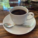 ステーキ池田 - コーヒー。