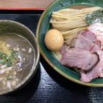 155909382 - 特製極濃煮干しつけ麺