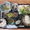 茶店はしもと - 料理写真:山菜定食 1,400円