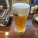 敷島 - 生ビール