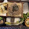 禅風亭なゝ番 - 料理写真:天ざるそば