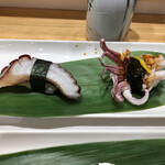寿司の美登利総本店 - お好みいろいろ