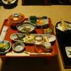 洞川温泉 宿 花屋徳兵衛 - 料理写真:夕食の一景
