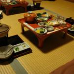 15592688 - 夕食の一景