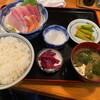 鳥勢 - 料理写真:刺身定食
