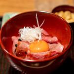 京天神 野口 - 親子丼