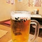 ごっつい - 2012/OCT 生ビール
