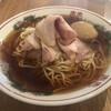 麺商人 - 料理写真:煮干し中華そばきほん¥680麺大盛り¥180煮玉子¥110