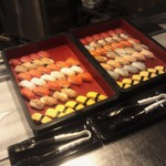 15596270 - お寿司もあるよ