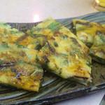 食彩や魚太郎 - タコチヂミ