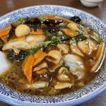 中華料理 満福苑 - 広東麺