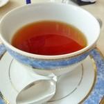 指帆亭 - 紅茶