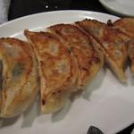 銅鑼湾 - 焼き餃子