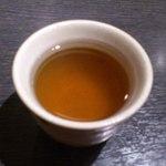 鳥然 海然 - 温かいお茶♡