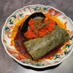 中國菜 四川 雲蓉 - 茄子とピータン