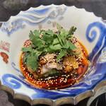中國菜 四川 雲蓉 - よだれ鶏
