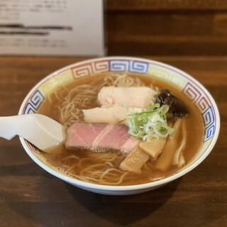 麺道はなもこし - 料理写真:極み出汁中華そば
