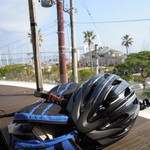 座々丸 - ヘルメット