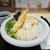 麺処 日向香 - 料理写真:えびもちうどん(冷ぶっかけ)