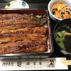 麻生屋 - 料理写真:上うな重