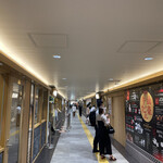 155989020 - 仙台駅3階 牛タン通り、すし通り