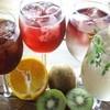 ビストロ エピス - ドリンク写真:【ワインカクテル】11種類ご用意してます。