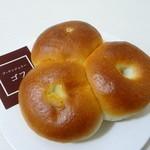 15599385 - 秋の3色パン