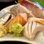 タカマル鮮魚店 - 刺し身(2021.07)