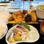 タカマル鮮魚店 - 日替わり定食(2021.07)