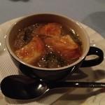 そぷらのシチュー - カブのスープ