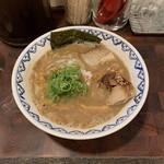 麺や 庄の - らーめん ¥790